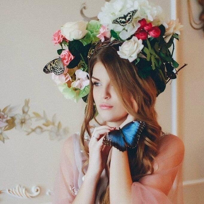 Цветы и бабочки | Волгоград